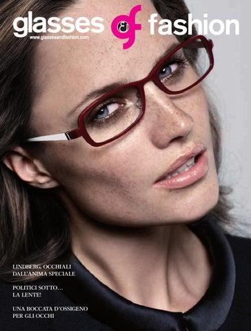 Glasses and Fashion - allegato al Sole 24 Ore by B2Vision S.p.A. - issuu 22d5ec6778