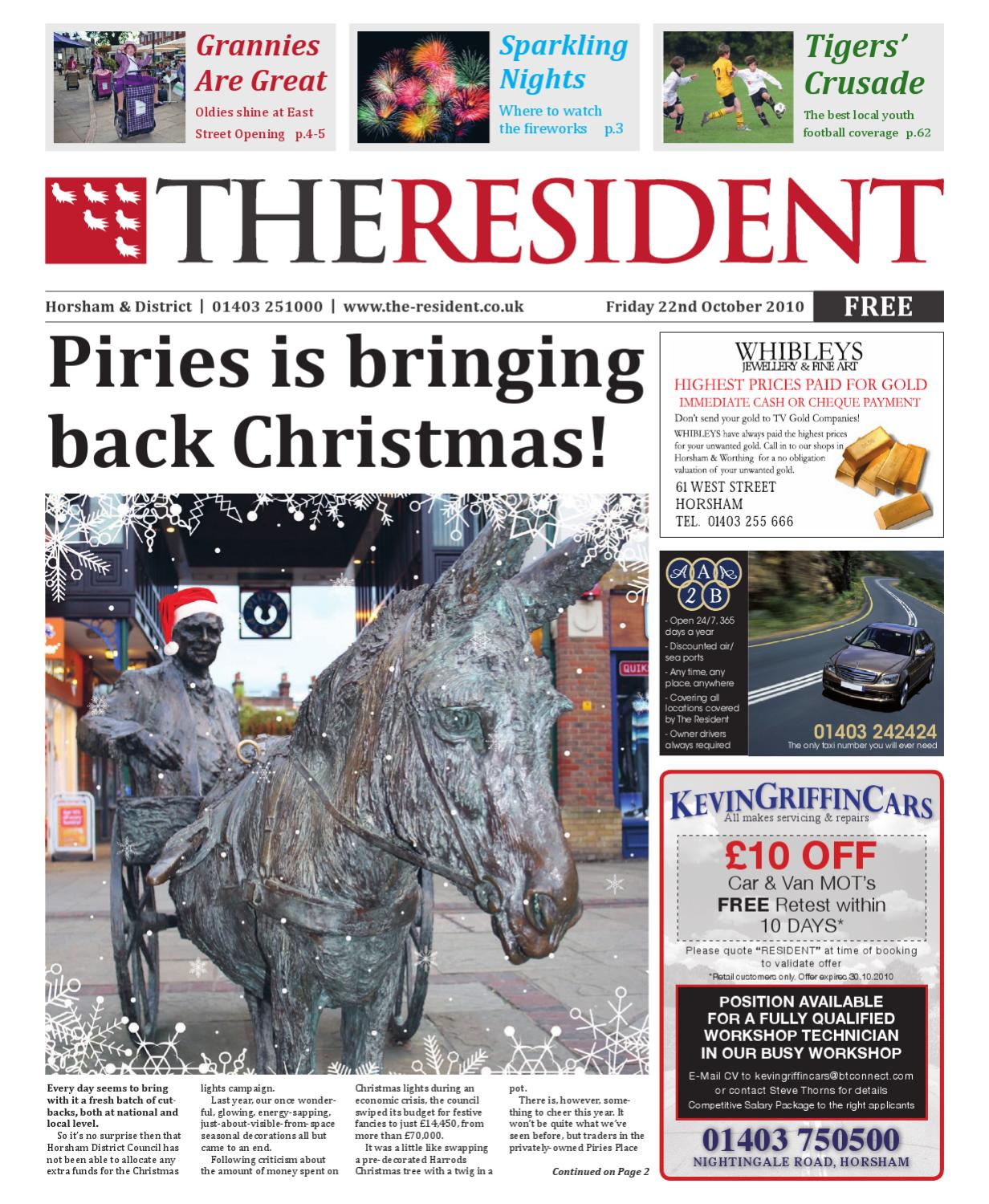 The Resident - 22nd October 2010 by HD Publishing Ltd - issuu