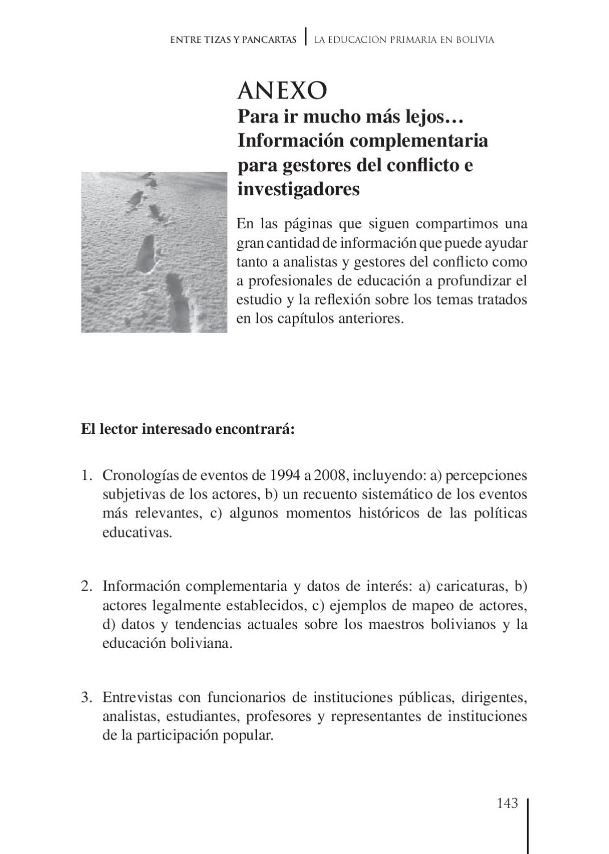 entre_tizasn_y_pancartas_b by FUNDACION UNIR BOLIVIA - issuu
