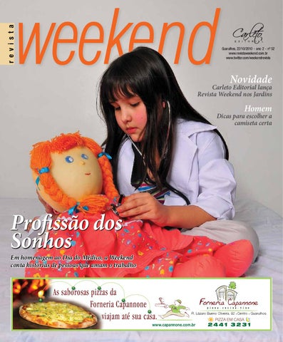 28f0bfcc83 Revista Weekend - Edição 52 by Carleto Editorial - issuu