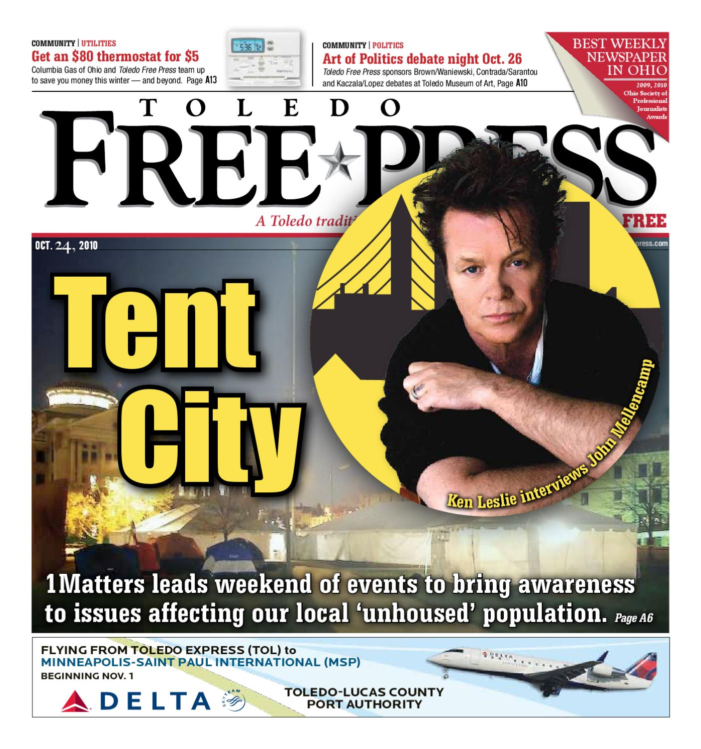 Toledo Free Press – October 24 2010 by Toledo Free Press issuu