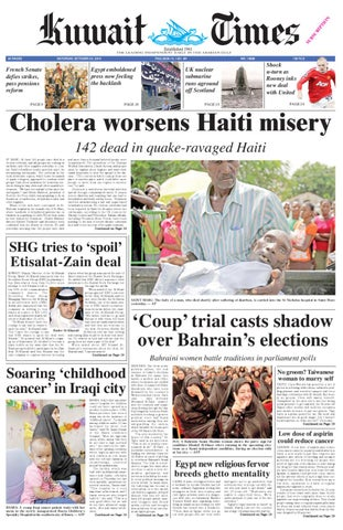 23 Oct by Kuwait Times - issuu