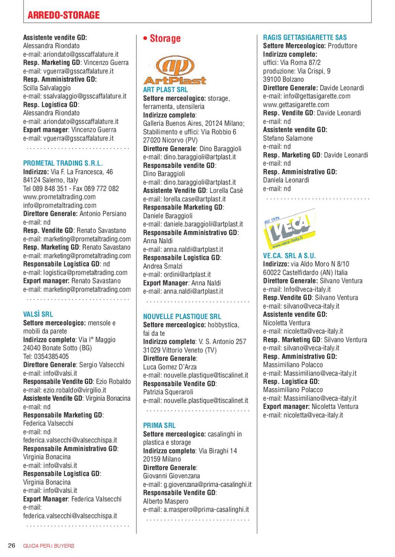 Casalinghi In Plastica Produzione.Guida Per I Buyers By Carlo Molinari Issuu