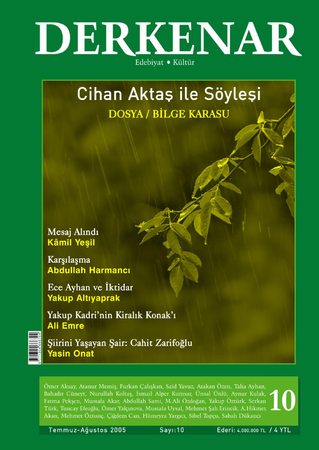 Derkenar 10 By Seyfullah Aslan Issuu