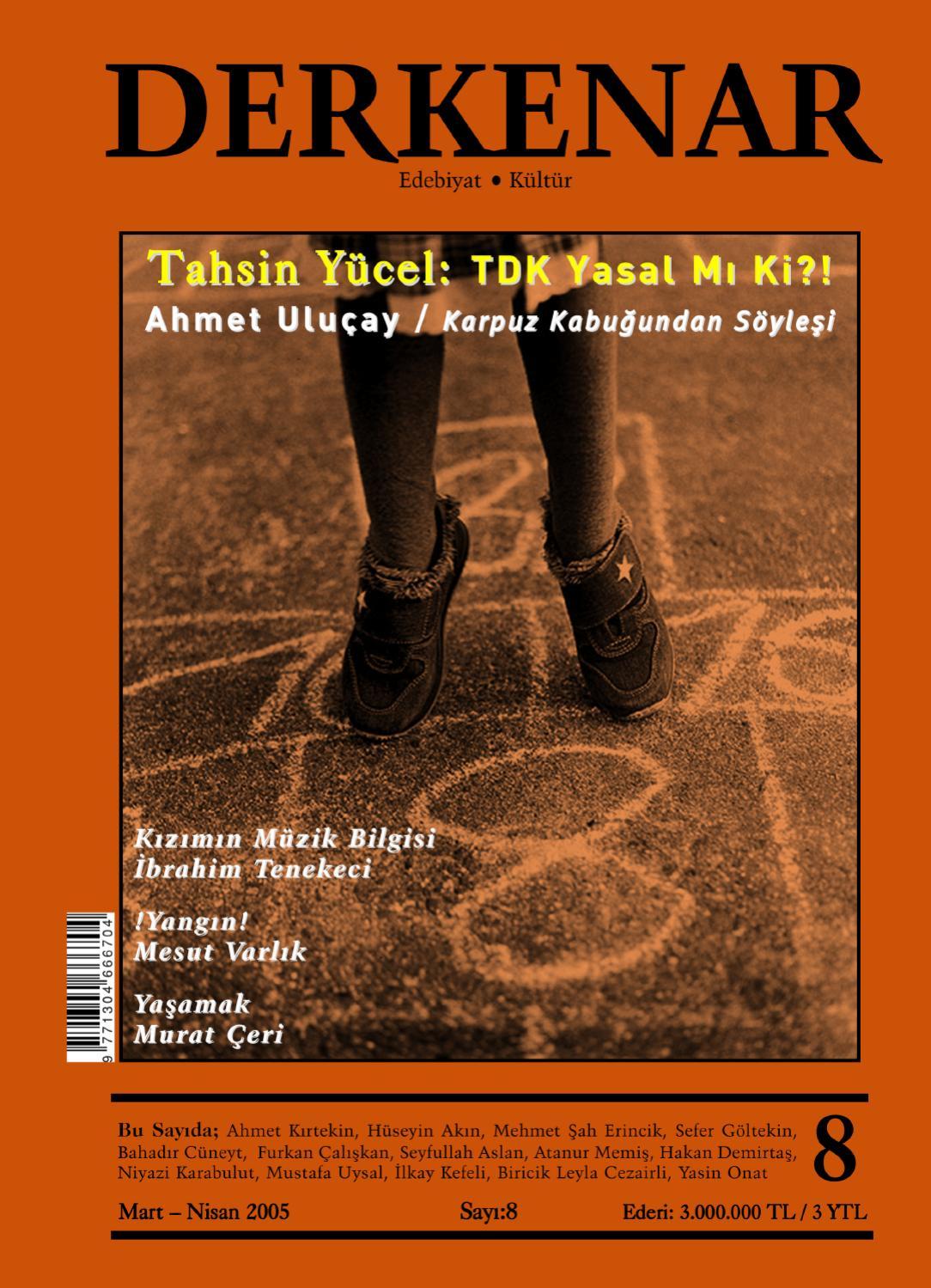 Derkenar 8 By Seyfullah Aslan Issuu