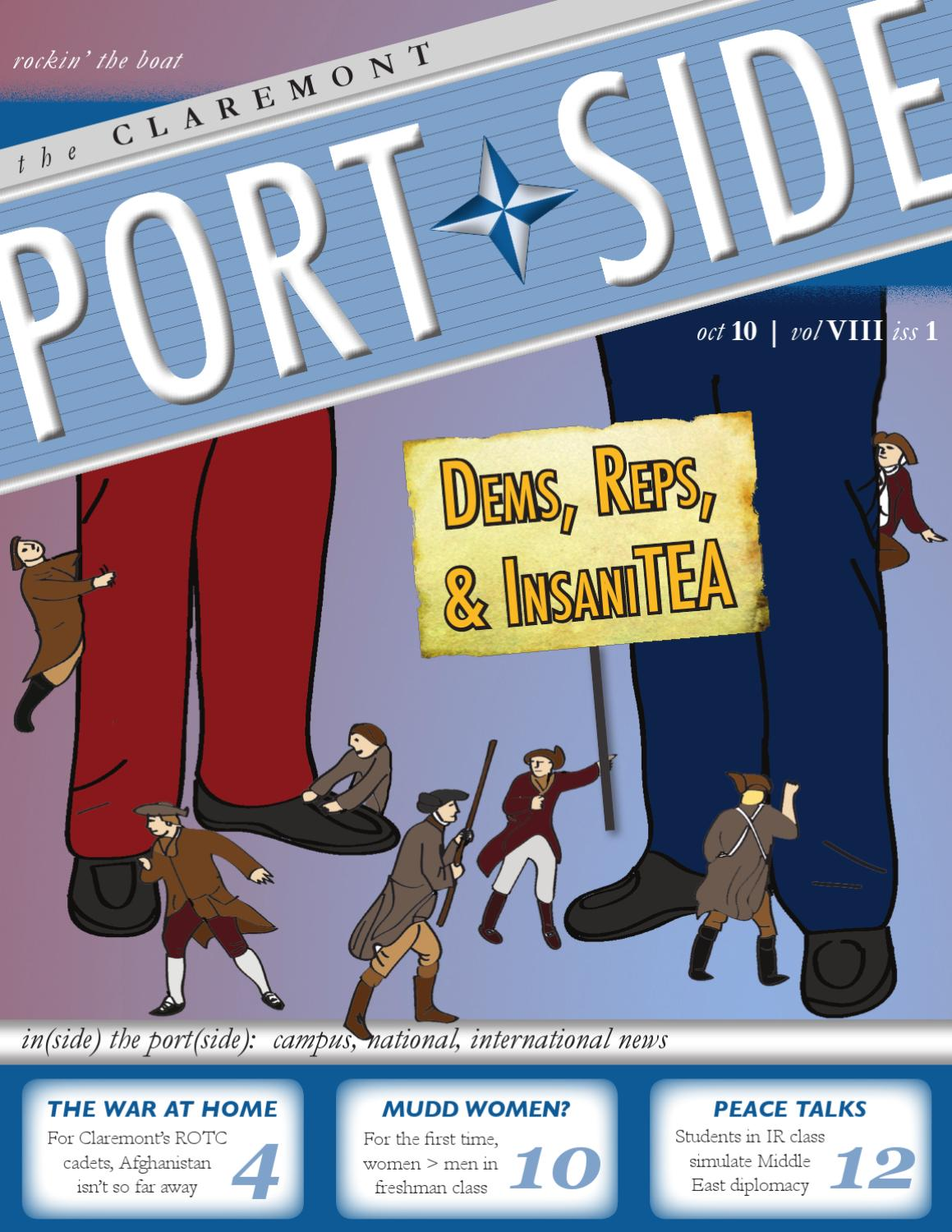 October 2010 by Claremont Port Side - issuu