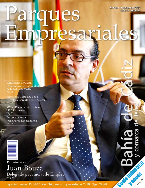 Parques Empresariales Ed Bah A De C Diz N 23 By Grupo Eudiem  # Muebles Mogollon Medina Sidonia