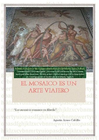 b5d1b7b1adeaa Mosaicos romanos en sellos de correos by Agustin Ayuso - issuu