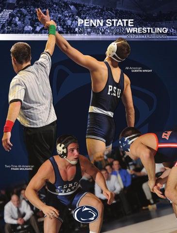 Tough Syd kicking ass on a wrestling mat
