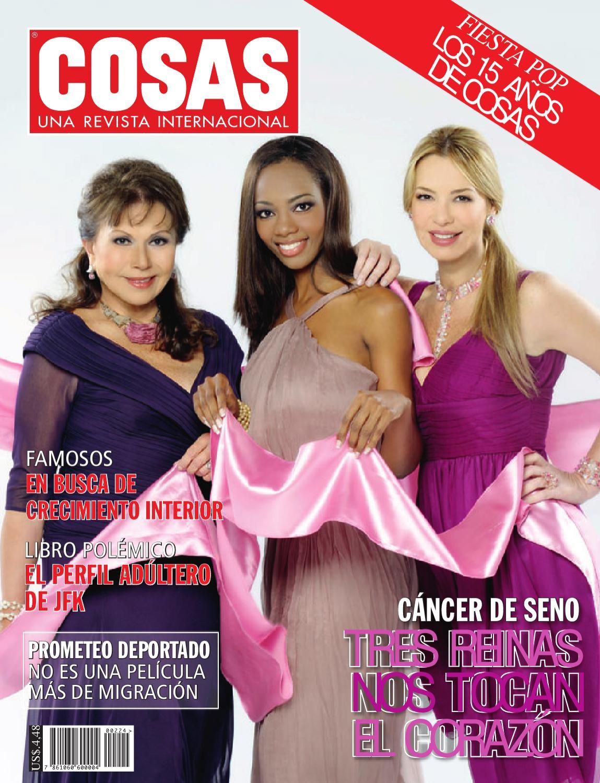 Revista Cosas #224 Octubre 2010 by Revista Cosas - issuu