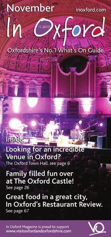 9b0aeb56f88e In Oxford Magazine November 2010 by In Oxford - issuu