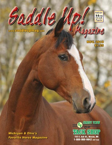 eba11308 Saddle Up! Magazine - November 2010 by Saddle Up! Magazine - issuu