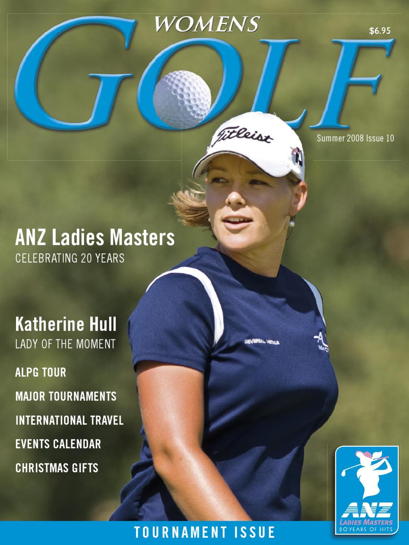 Womens Golf Magazine Summer 2008 Issue 10 By Ladies In Racing Magazine Issuu