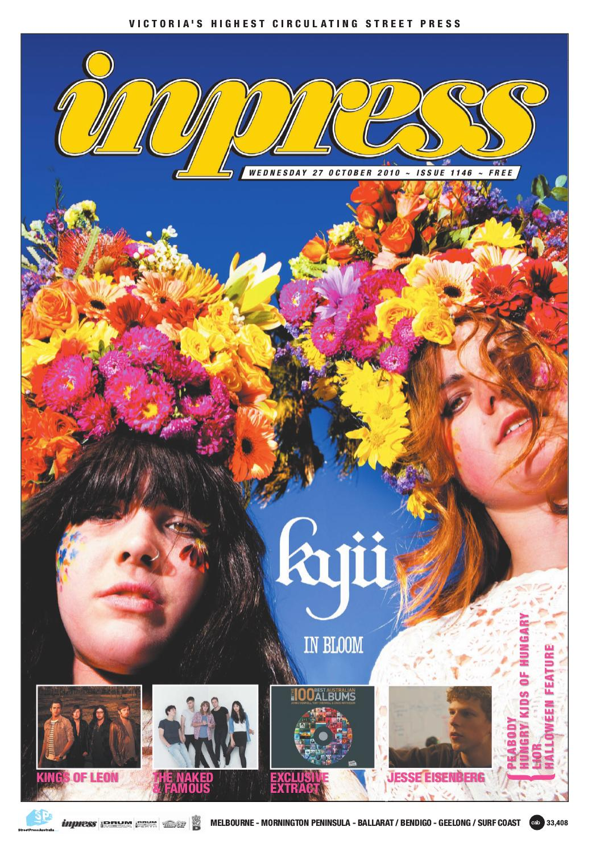 Inpress Issue #1146 by TheMusic.com.au - issuu