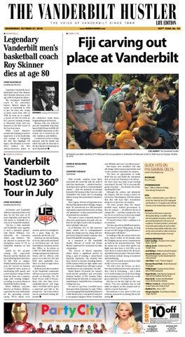 10-27-10 Vanderbilt Hustler by The Vanderbilt Hustler - issuu 964cc6eff