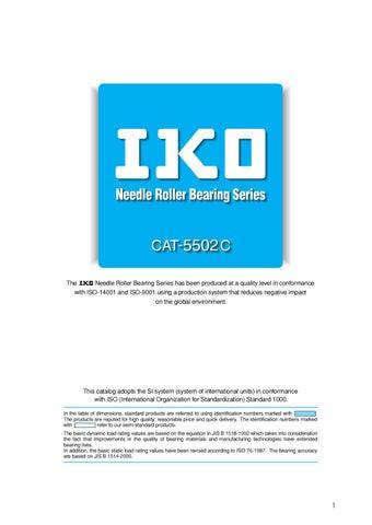 Cam Follower FACTORY NEW! Eccentric IKO CR22VB Inch
