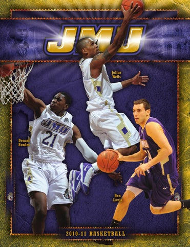 new concept 4adf5 4ee0d JMU Men's Basketball Guide by James Madison University ...