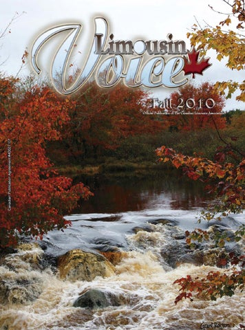Limousin Voice - Fall 2010 by Today's Publishing Inc  - issuu