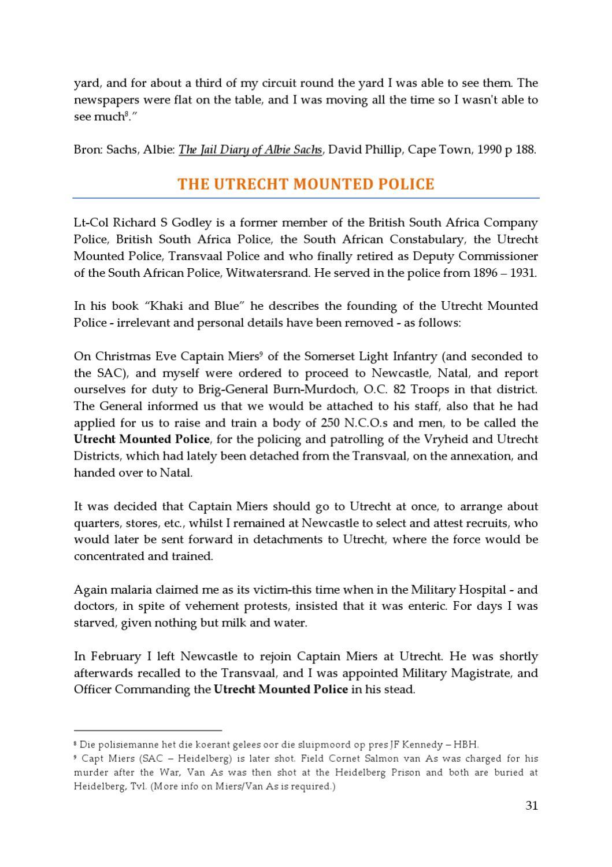 Police Gazette 1-19 by Hennie Heymans - issuu