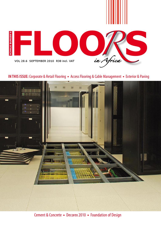 Floors In Africa Journal 6 2010 By Media In Africa Issuu
