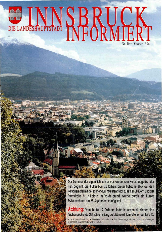Innsbruck informiert by Innsbruck informiert - issuu