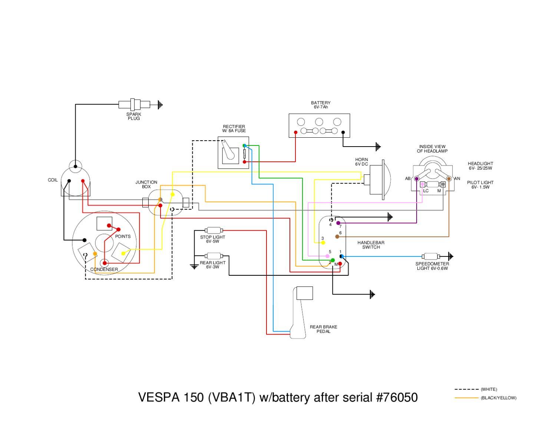 Vespa Vb Wiring Diagram By Et3px Et3px