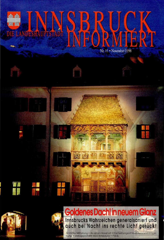 Gut Innsbruck Informiert By Innsbruck Informiert   Issuu
