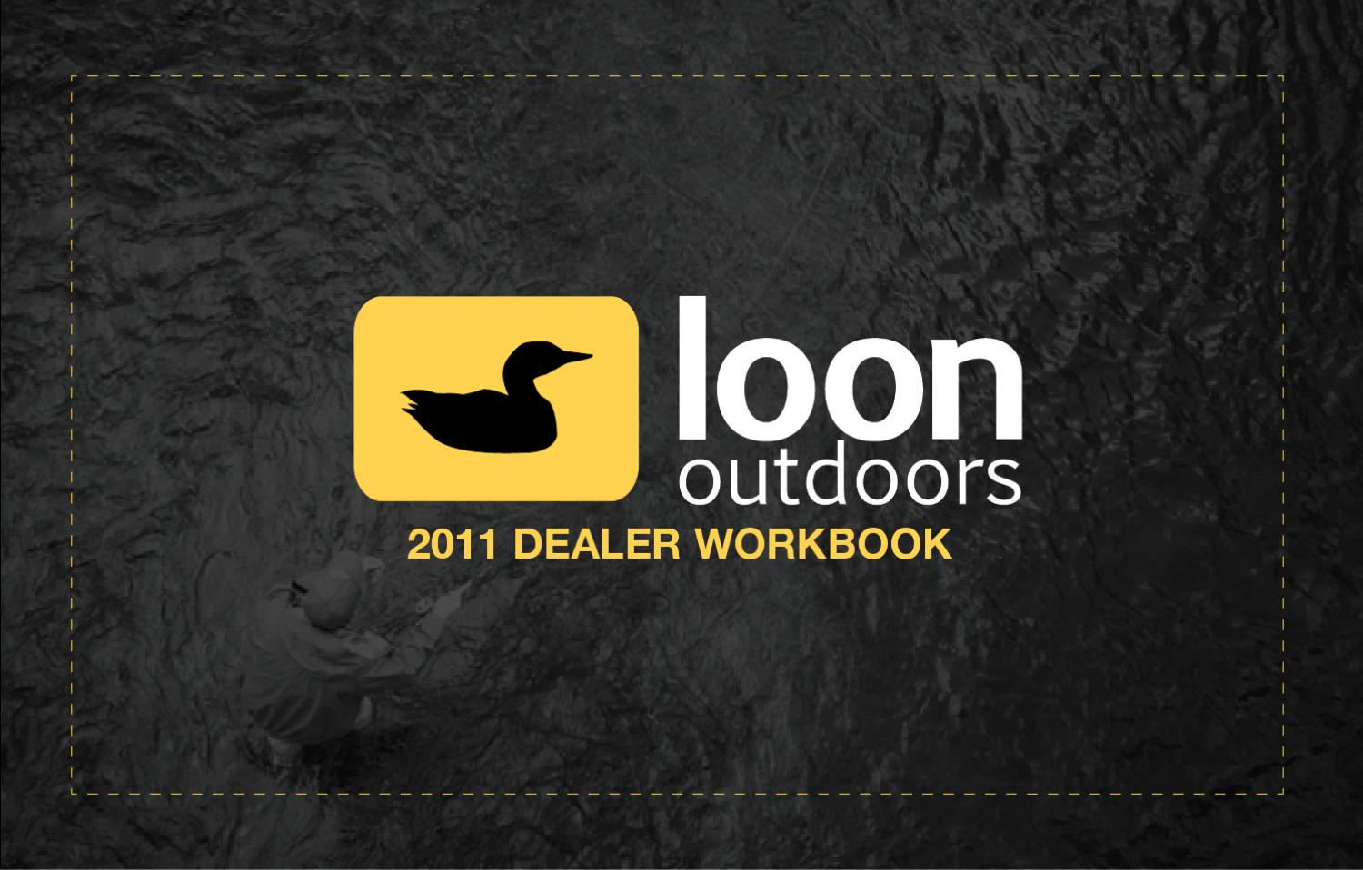 Loon Outdoors Line Cleaning Tool Sheepskin Hard Wood Fly Fishing