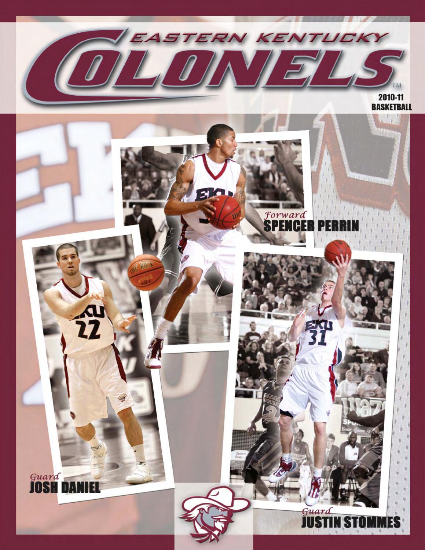 dd69c5190390 2010-11 EKU Men s Basketball Media Guide by EKU Sports - issuu