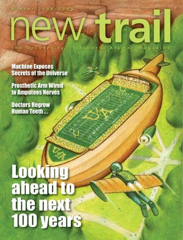 New Trail WInter 2008 2009 by University of Alberta Alumni - issuu 42d9e2c753f1