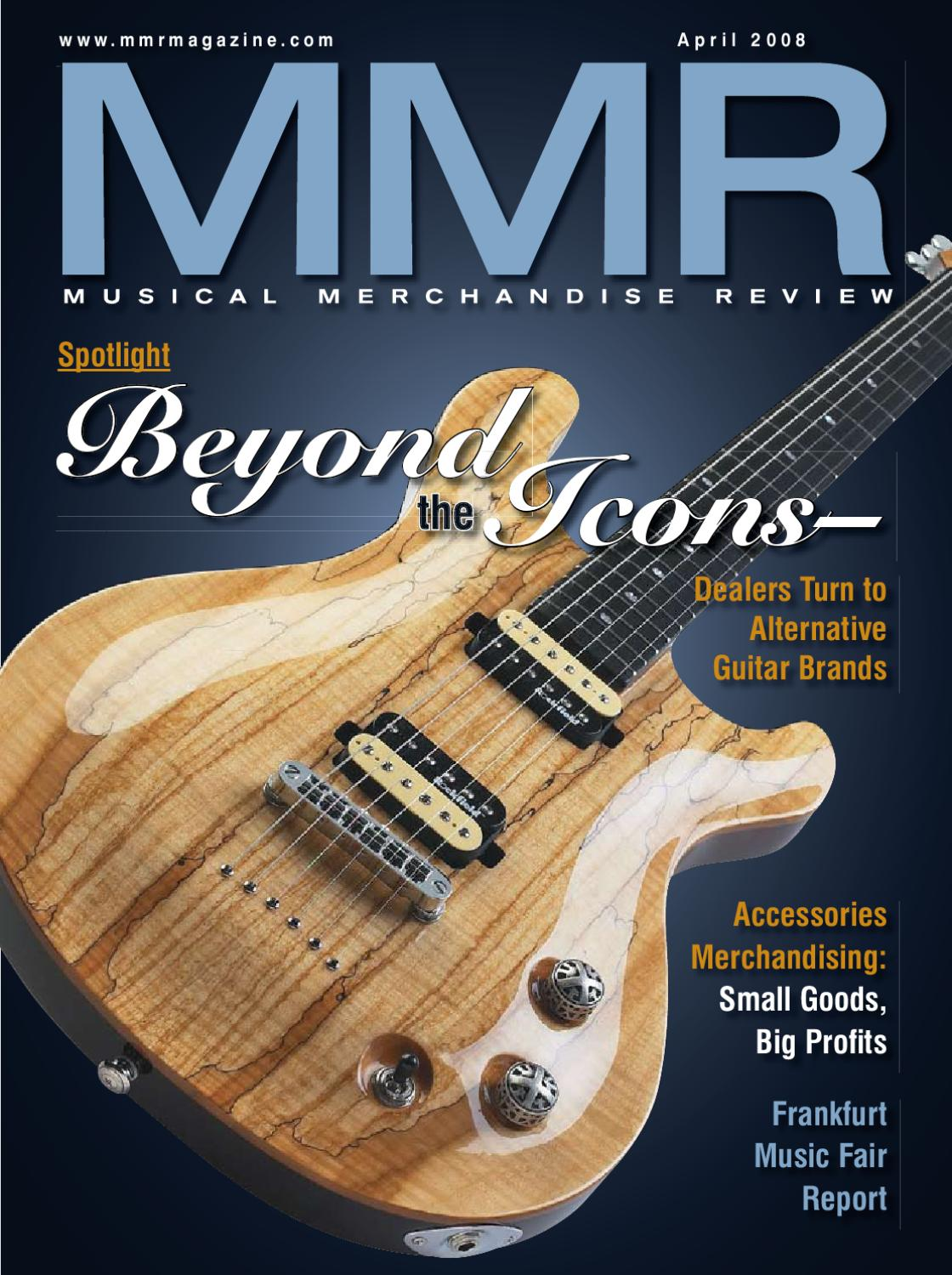 MMR April 40 by MMR   Musical Merchandise Review   issuu