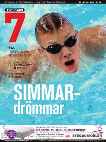 Tidningen 7 nr 37 2010 by 7an Mediapartner - issuu d0397acdb3e5a