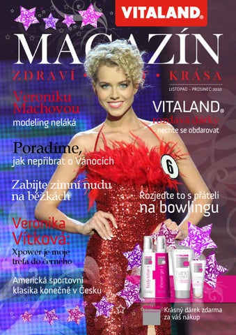 Vitaland magazín - listopad   prosinec 2010 by Walmark 792b3b8930