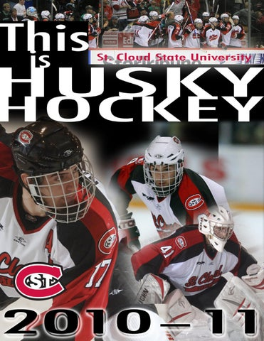 8636b6dd240 2010-11 St. Cloud State Men s Hockey Guide by Tom Nelson - issuu