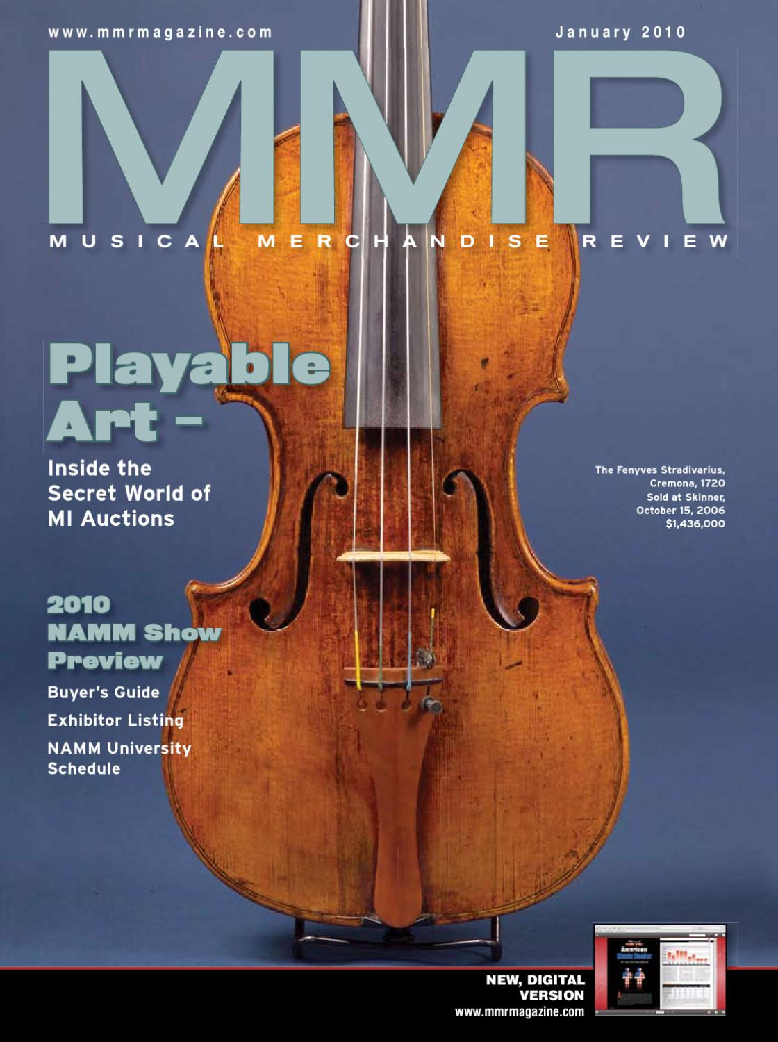 MMR January 40 ISSUU by MMR   Musical Merchandise Review   issuu