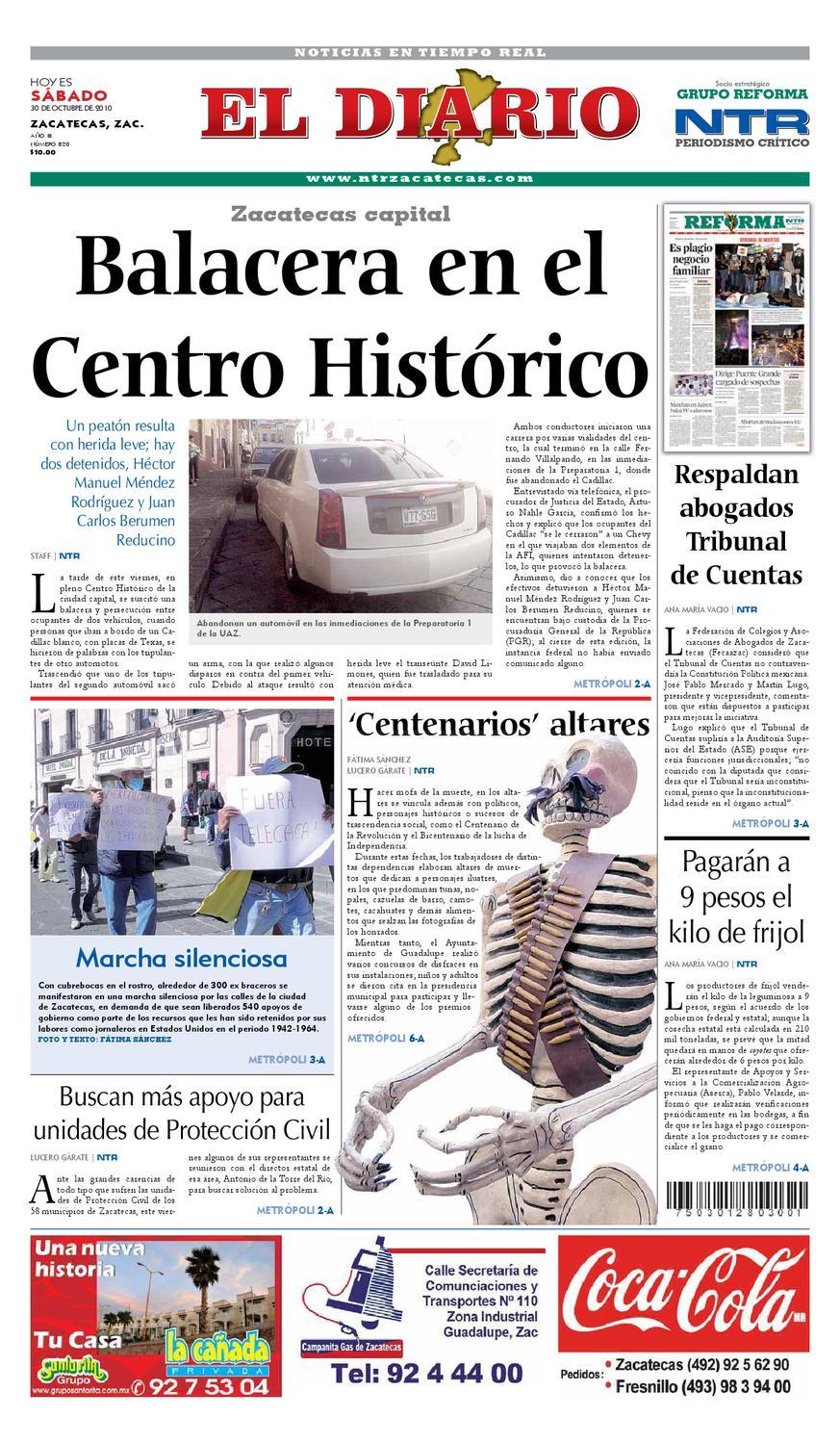 buy popular 4c4c9 3b01a El Diario NTR by NTR Medios de Comunicación - issuu