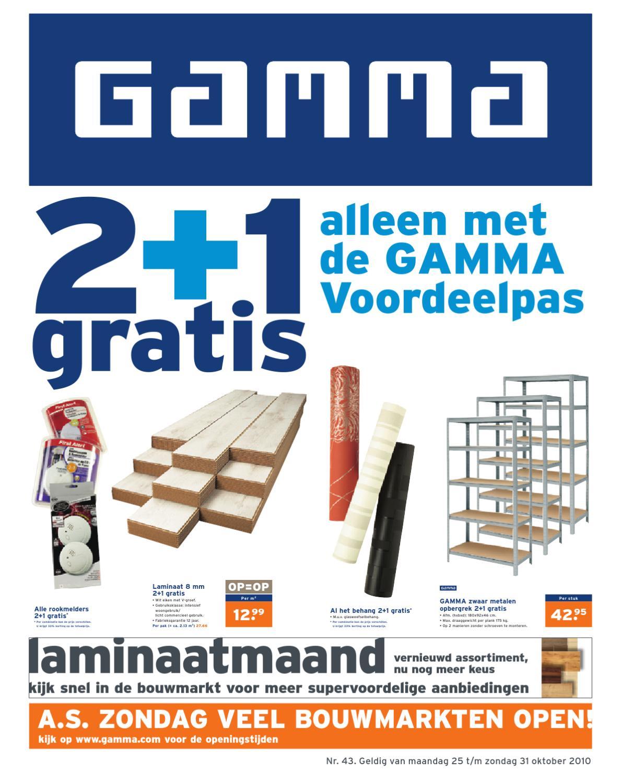 Gamma Metalen Opbergrek.Test By Alexander Nijborg Issuu
