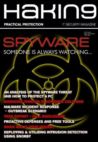 Spyware_Hakin9_10_2010.pdf by Gustavo Perez - issuu