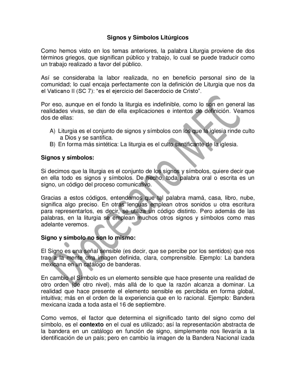 Signos Y Símbolos By Mec Campeche Issuu
