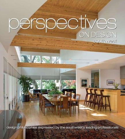 Perspectives On Design Southwest