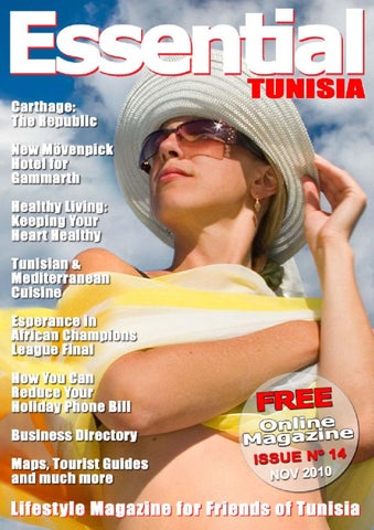 Adult guide tunisia