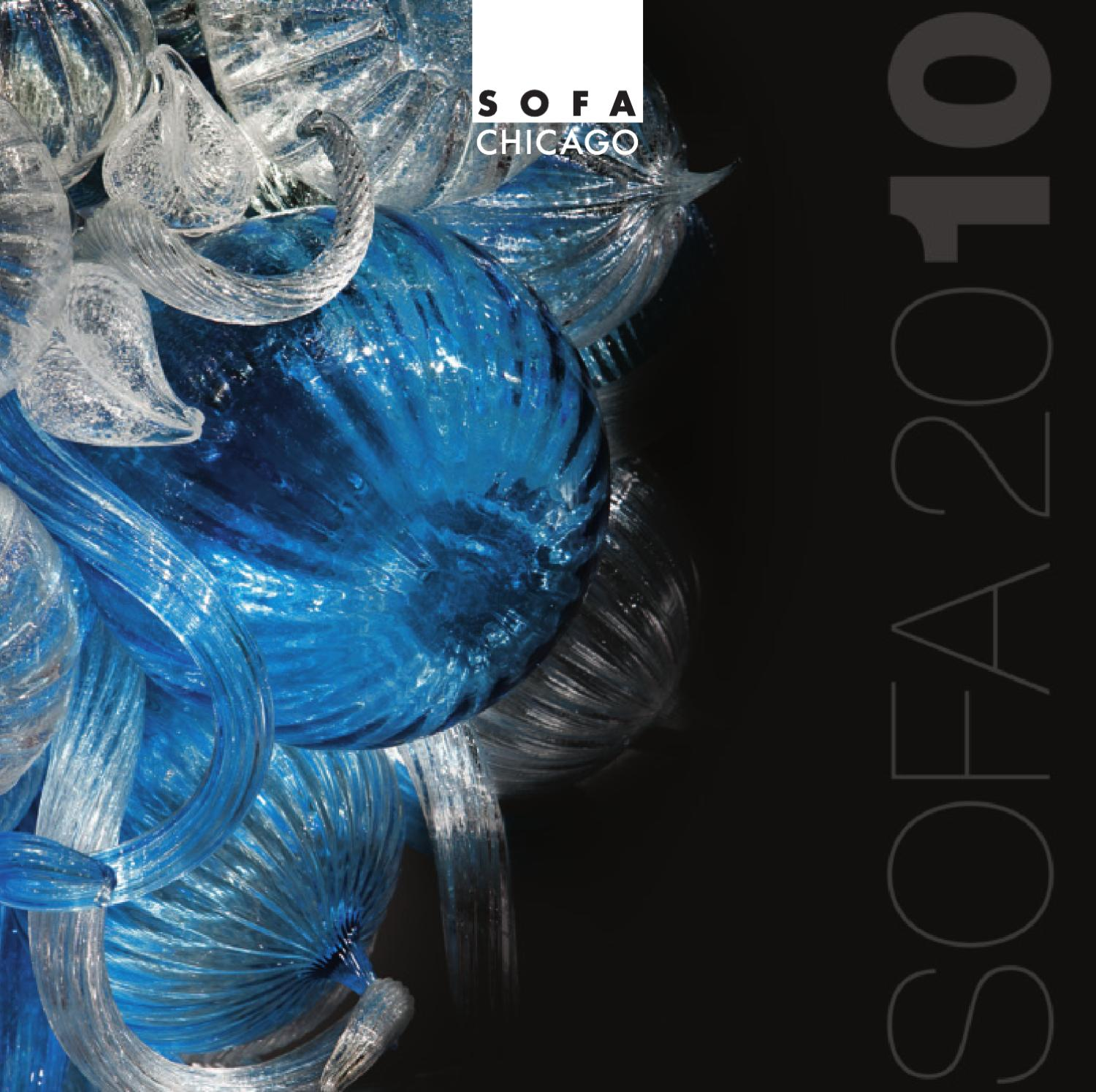 SOFA CHICAGO 2010 Catalog by SOFA CHICAGO produced by Urban ...