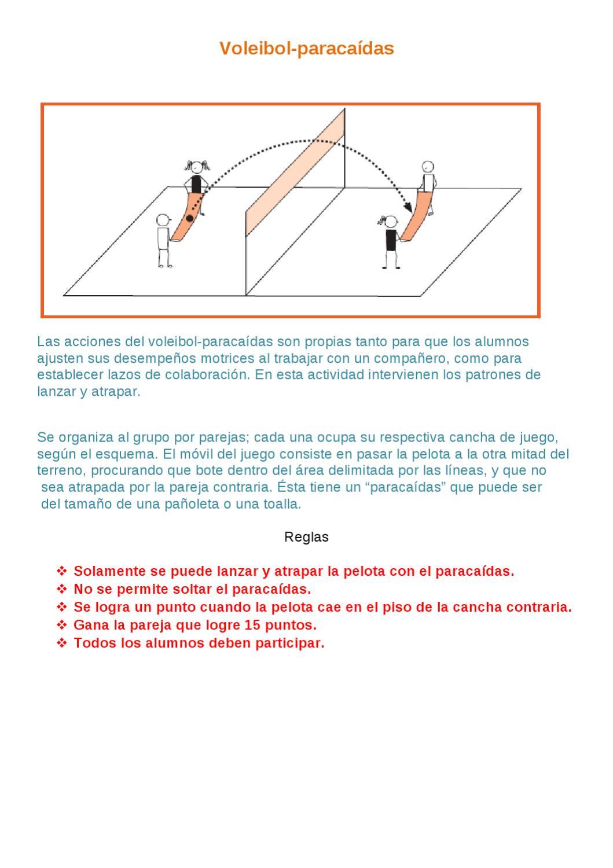 Voleibol paracaidas by oscar sanchez issuu - Cuando vendes un piso que gastos tienes ...