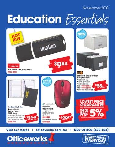 Officeworks November 2010 Catalogue by Atomic Media - issuu