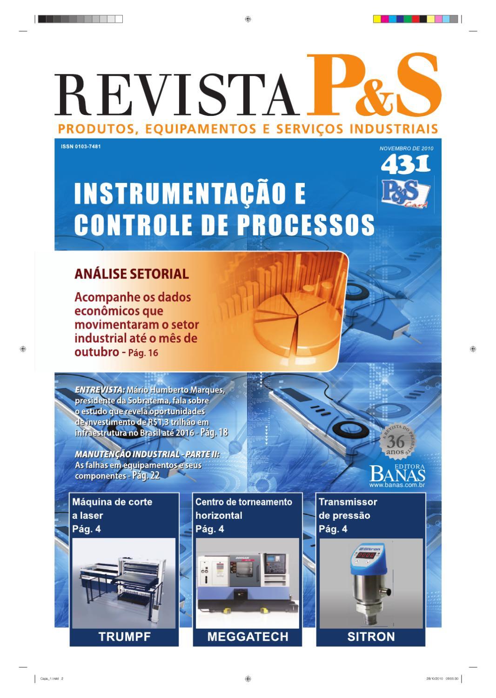 cff5a5386c4 Revista PS 431 - Novembro 2010 by Editora Banas - issuu