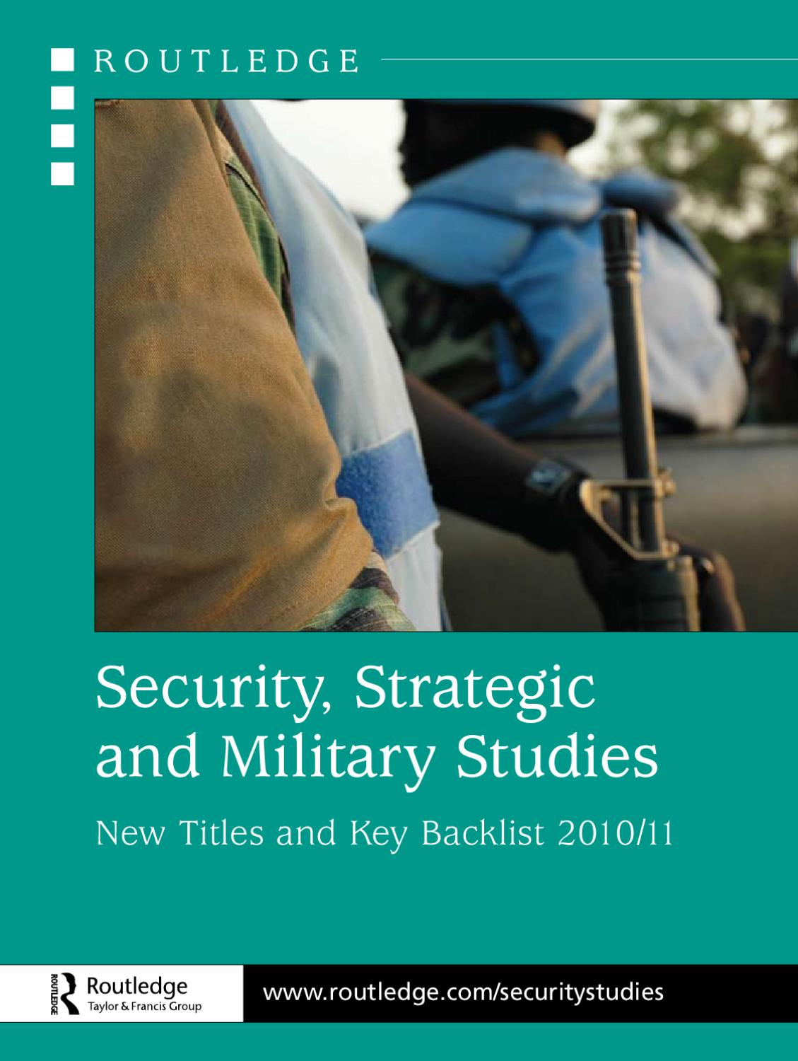 2011 (uk) By Routledge Taylor  & Francis Group  Issuu