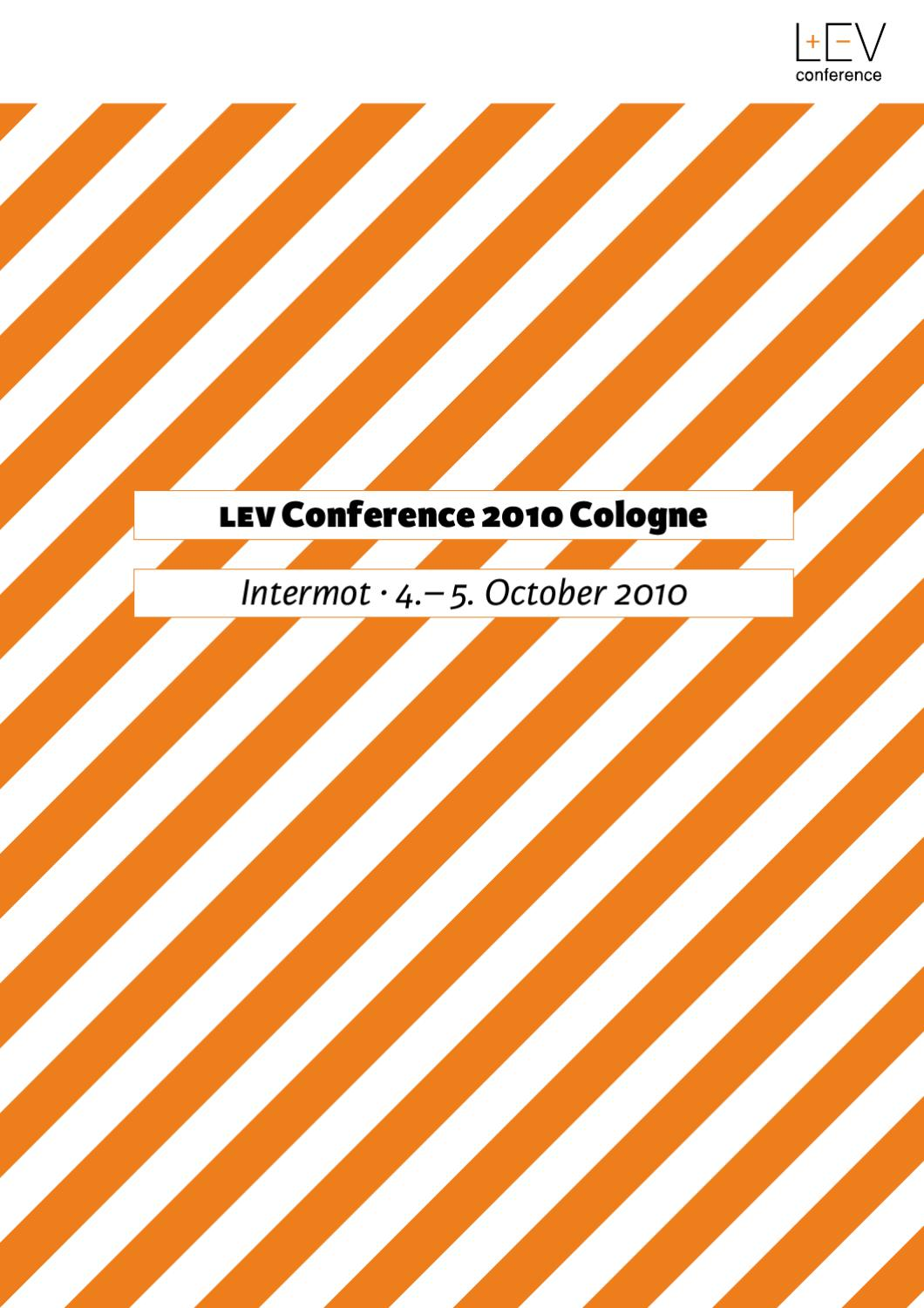 LEV Conference Reader by ExtraEnergy - issuu