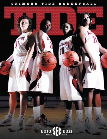 where to buy free shipping buy best 2010-11 Alabama Women's Basketball Guide by Alabama Crimson Tide ...