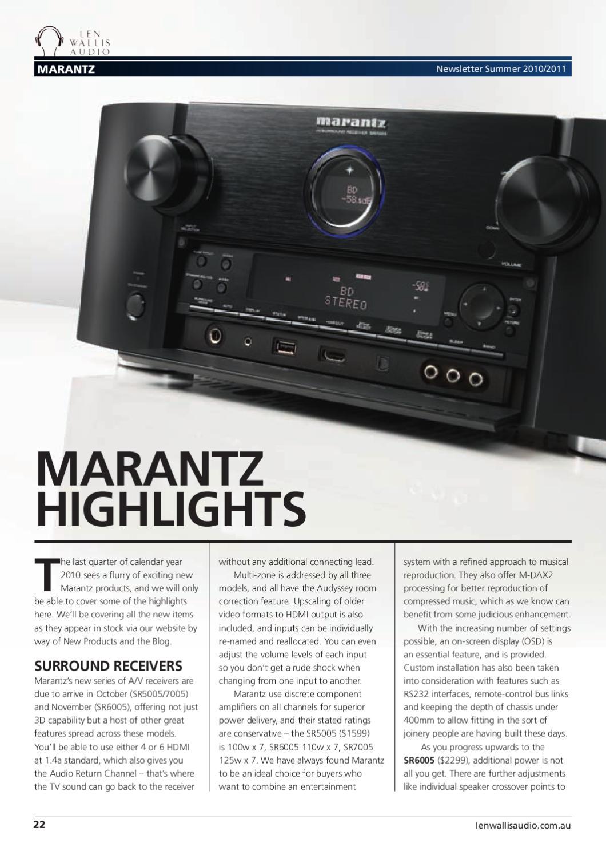 Len Wallis Audio HEADLINES SUmmer 2010-1 by nextmedia Pty