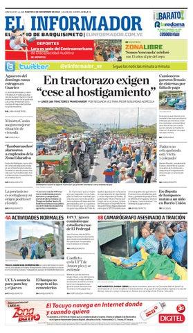 El Informador impreso 2010.11.02 by El Informador - Diario online ... 56fa90090a7